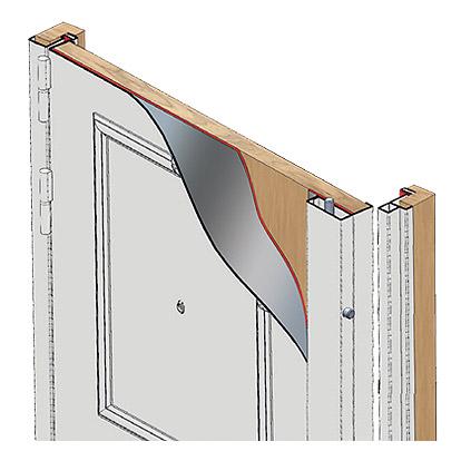 Blindage De Porte Et Installation De Porte Blindée Sur Mesure à Paris - Blindage de porte